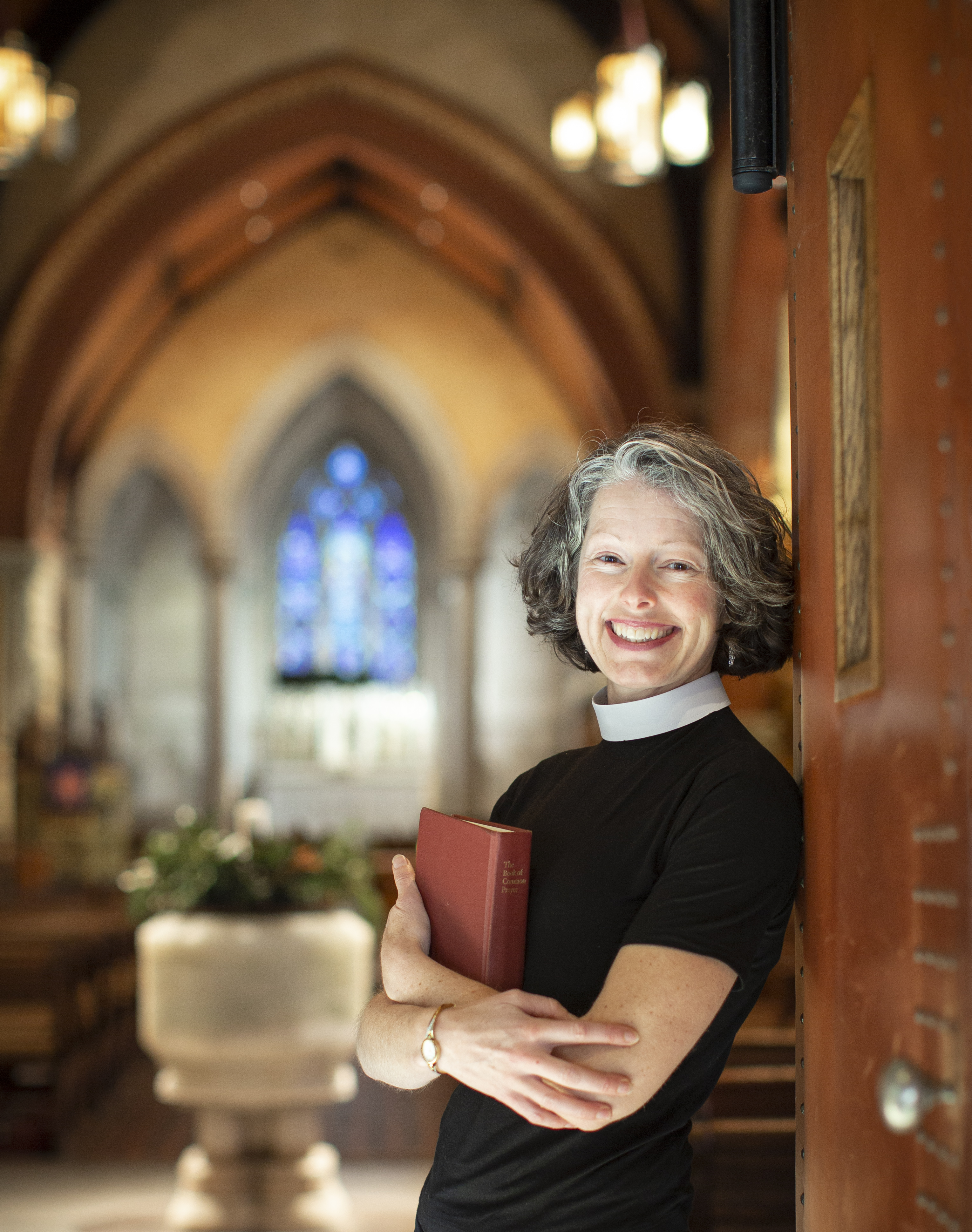 Cultivating Courage: Calling Out America's Original Sin - The Rev. Anne Thatcher