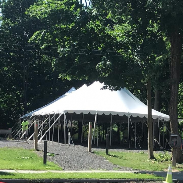 Worship in a Tent