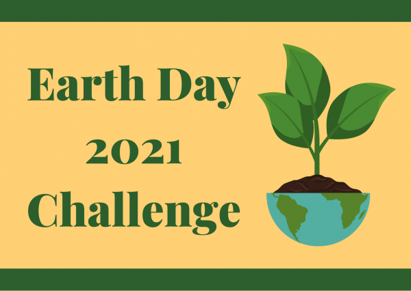 Week-long Earth Day Challenge