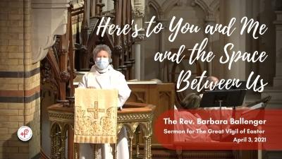 The Rev. Barbara Ballenger