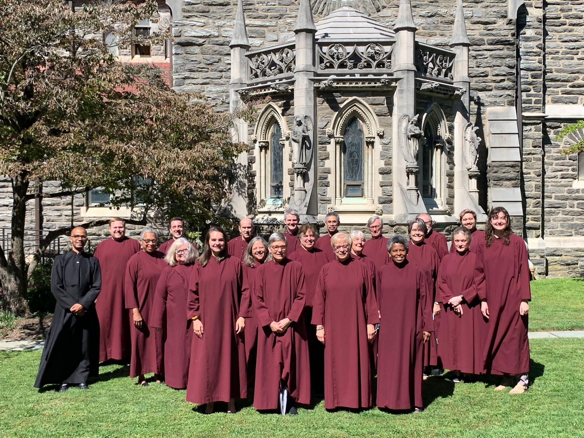 Choir on Connie Day 9.19.21