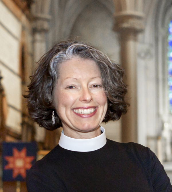 Congratulations to the Rev. Anne Thatcher