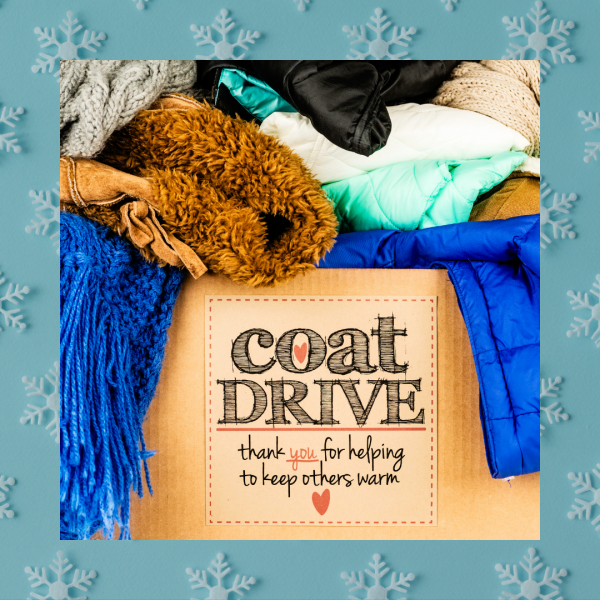 Share the Warmth: Winter Coat and Accessories Drive