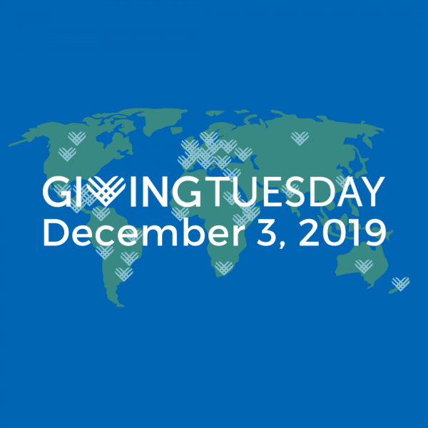 Save the Date for GivingTuesday