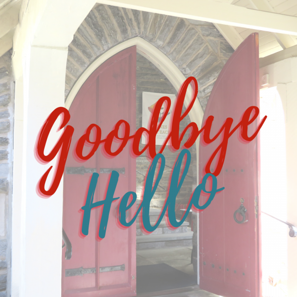 Hellos and Farewells at St. Martin's