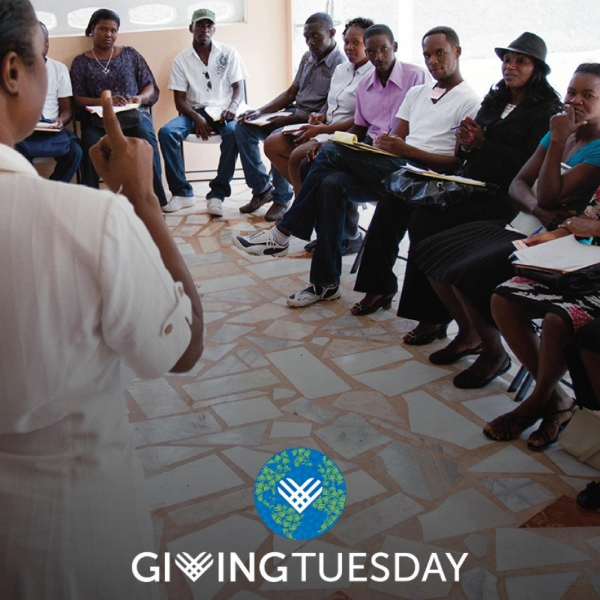 It's GivingTuesday!