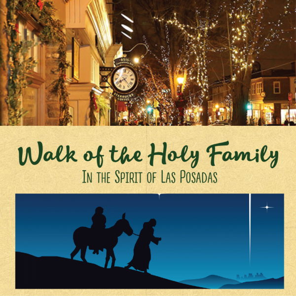 Walk of the Holy Family
