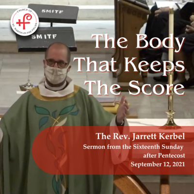 The Rev. Jarrett Kerbel