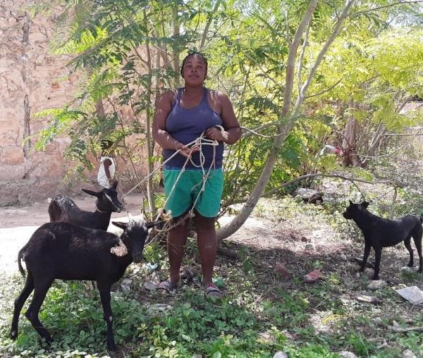 Meet Our New Sponsored Family in Haiti