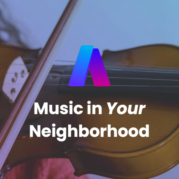 Music in Your Neighborhood - June Concert Series