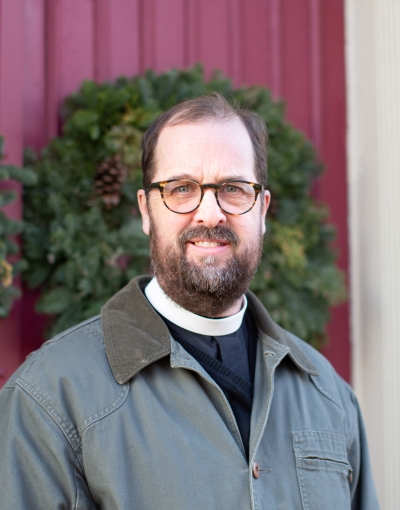 The Rev. Jarrett Kerbel