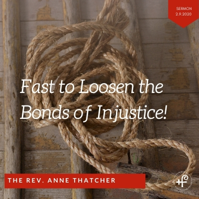 The Rev. Anne Thatcher