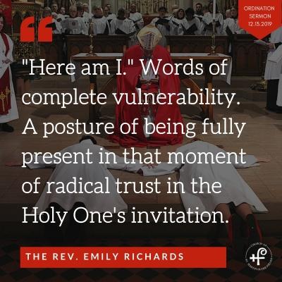 The Rev. Emily Richards