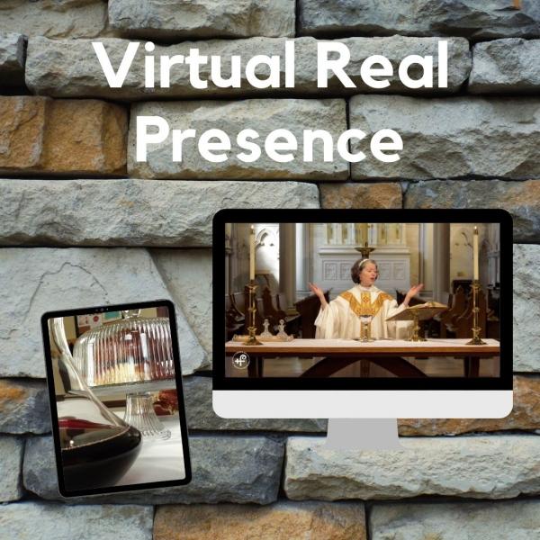 Virtual Real Presence?