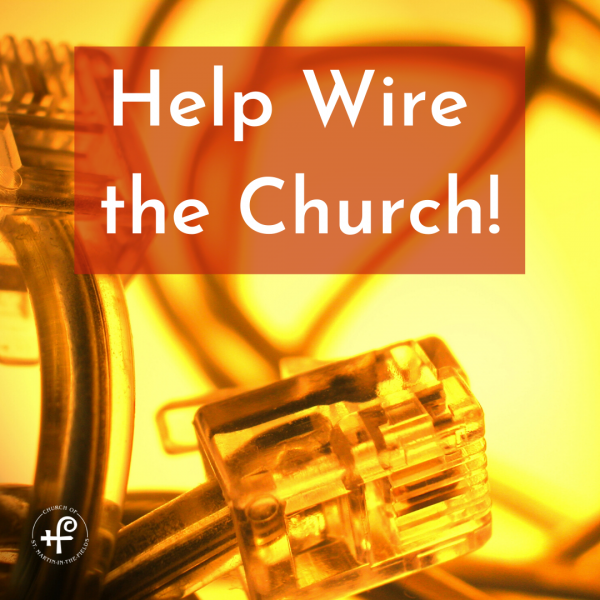 Help Wire the Church